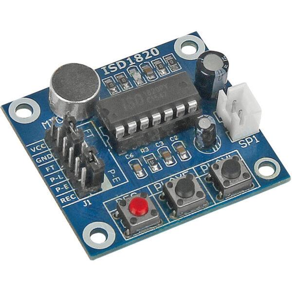 Joy-IT Sound-Rekorder und Abspielgerät ISD1820
