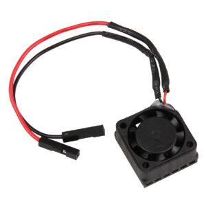 Joy-IT aktiver Minilüfter, 2 x 2 cm