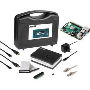 Joy-it Allround Starter Kit Raspberry Pi® 4 B 8 GB 4 x 1.5 GHz inkl. Aufbewahrungskoffer, inkl. Gehäuse, inkl. Netzteil,