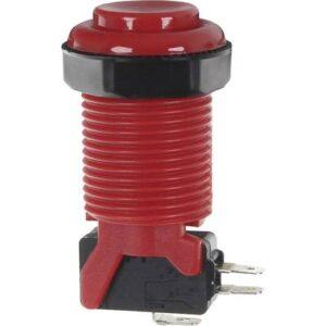 Joy-it Button-RED Eingabegerät Rot Passend für (Einplatinen-Computer) Arduino, Banana Pi, Cubieboard, pcDuino, Raspberry