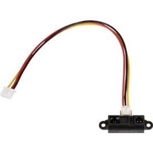 Joy-it Infrarot Abstandssensor Raspberry Pi® Erweiterungs-Platine Passend für (Einplatinen-Computer) Arduino, Banana Pi,