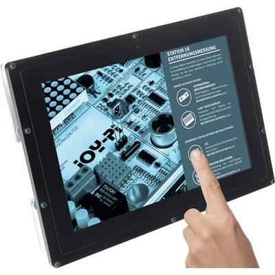 Joy-it LCD10 V2 Touchscreen-Modul 25.7 cm (10.1 Zoll) 1280 x 800 Pixel Passend für: Raspberry Pi