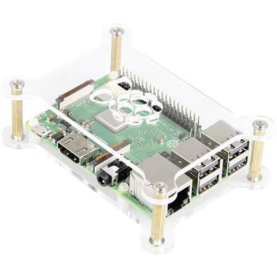 Joy-it Makercase V1 SBC-Gehäuse Passend für: Raspberry Pi Acrylglas klar