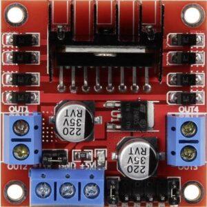Joy-it Motormodul, 2 u. 4 Phasen, 6 bis 12V