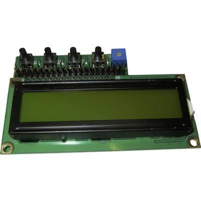 Joy-it RB-LCD-16x2 Display-Modul 5.6 cm (2.22 Zoll) 16 x 2 Pixel Passend für: Raspberry Pi