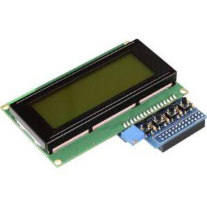 Joy-it RB-LCD20x4 Display-Modul 10.5 cm (4.13 Zoll) 20 x 4 Pixel Passend für: Raspberry Pi