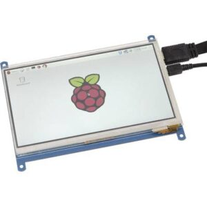 Joy-it RB-LCD7.2 Touchscreen-Modul 17.8 cm (7 Zoll) 1024 x 600 Pixel Passend für: Raspberry Pi