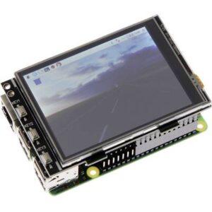 Joy-it RB-TFT3.2-V2 Touchscreen-Modul 8.1 cm (3.2 Zoll) 320 x 240 Pixel Passend für: Raspberry Pi mit