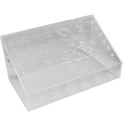 Joy-it SBC-Gehäuse Passend für: Raspberry Pi Acrylglas klar