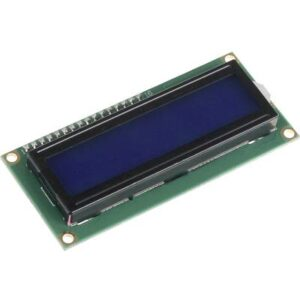 Joy-it SBC-LCD16x2 Display-Modul 6.6 cm (2.6 Zoll) 16 x 2 Pixel Passend für: Raspberry Pi, Arduino, Banana Pi,