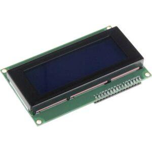 Joy-it SBC-LCD20x4 Display-Modul 11.4 cm (4.5 Zoll) 20 x 4 Pixel Passend für: Raspberry Pi, Arduino, Banana Pi,