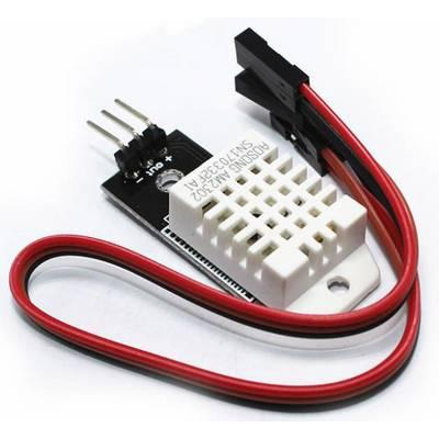 Joy-it SEN-DHT22 Temperatur-Sensor 1 St. Passend für: Arduino, Asus, ASUS Tinker Board, Banana Pi, BeagleBoard,