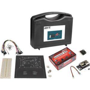Joy-it Sensor Education Set Raspberry Pi/Arduino inkl. Aufbewahrungskoffer, inkl. Breadboard, inkl. Sensoren