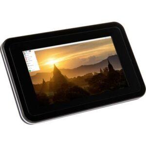 Joy-it Tablet PC Raspberry Pi® 4 B 4 GB 4 x 1.5 GHz inkl. Gehäuse, inkl. Netzteil, inkl. Noobs OS, inkl. Kühlkörper