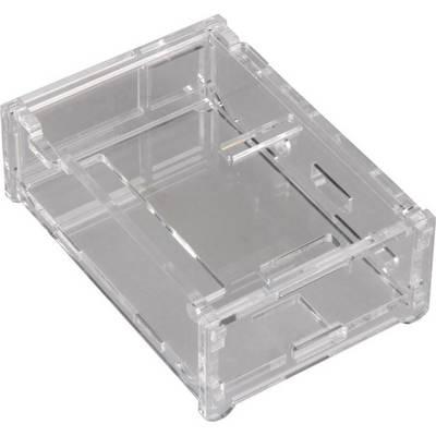 Joy-it rb-case01 SBC-Gehäuse Passend für: Raspberry Pi Transparent