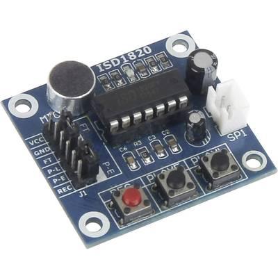 Joy-it sbc-soundmodule 1 St. Passend für: Raspberry Pi, Arduino