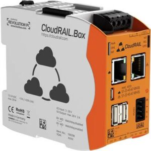 Kunbus RevPi Cloudrail PR100298 SPS-Erweiterungsmodul 24 V