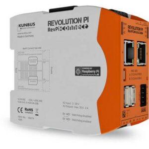Kunbus RevPi Connect+ 16GB PR100303 SPS-Erweiterungsmodul 24 V