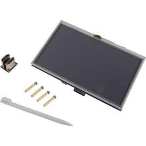 MAKERFACTORY VMP401 Touchscreen-Modul 12.7 cm (5 Zoll) 800 x 480 Pixel Passend für: Raspberry Pi, Banana Pi