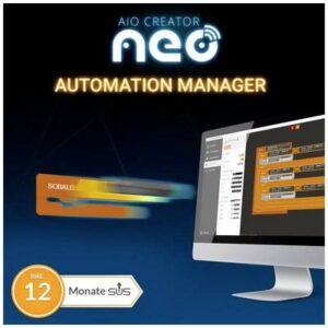 Mediola Zusatzsoftware Mediola NEO Plugin Automation Manager SUM-4117