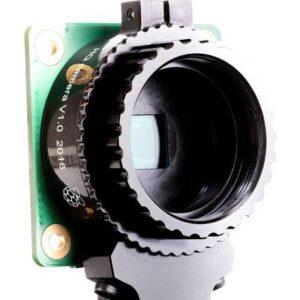 Raspberry Pi® RASP CAM HQ CMOS Farb-Kameramodul Passend für: Raspberry Pi