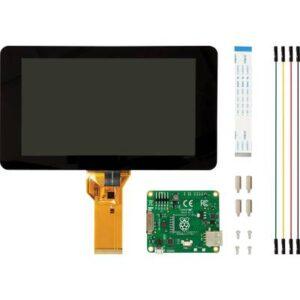 Raspberry Pi® RB-LCD-7 Display-Modul 17.8 cm (7 Zoll) 800 x 480 Pixel Passend für: Raspberry Pi