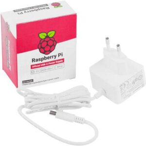 Raspberry Pi® Steckernetzteil, Festspannung Passend für: Raspberry Pi Ausgangsstrom (max.) 3000 mA 1 x USB-C™ Stecker
