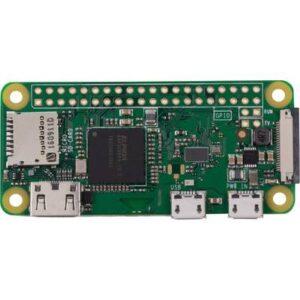 Raspberry Pi® Zero-W Raspberry Pi® Zero W 512 MB 1 x 1.0 GHz