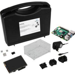 Renkforce Touch-PC Set Raspberry Pi® 4 B 8 GB 4 x 1.5 GHz inkl. Touchscreen-Display, inkl. Gehäuse, inkl. Netzteil,