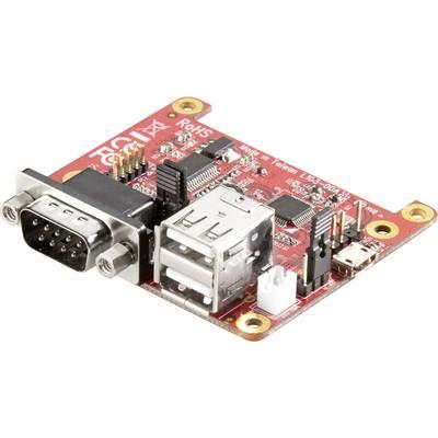 Renkforce USB-Hub-Shield Passend für: Raspberry Pi