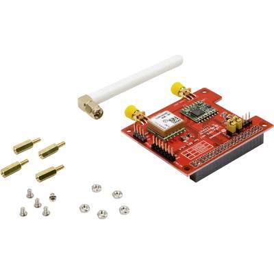 Seeed Studio Raspberry Pi LoRa/GPS HAT LoRa/GPS-Shield Passend für: Raspberry Pi
