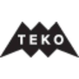 TEKO Hand-Gehäuse 252.5 x 210 x 40 ABS Weiß 1 St.