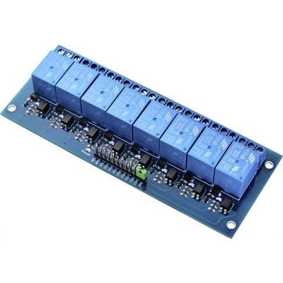 TRU COMPONENTS TC-9072496 Relais-Platine Passend für: Arduino