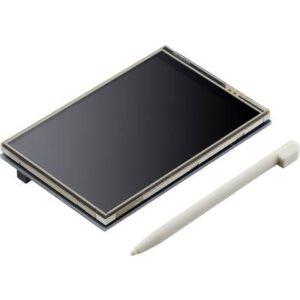 TRU COMPONENTS Touchscreen-Monitor 8.9 cm (3.5 Zoll) 320 x 480 Pixel