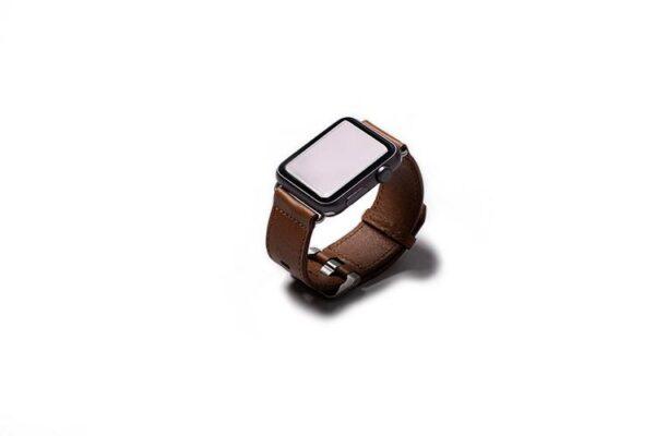 Apple Watch Strap Modern Leather   Harber London