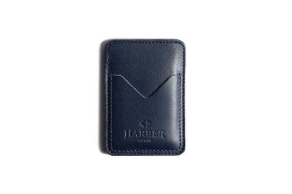 Classic Leather Card Holder 3 Pocket | Harber London