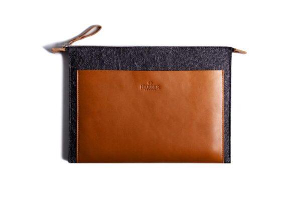 Folio iPad Pro EVO with Apple Pencil Holder   Harber London