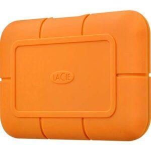 LaCie Rugged® SSD 500 GB Externe SSD USB-C™ Orange STHR500800