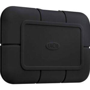 LaCie Rugged® SSD PRO 1 TB Externe SSD Thunderbolt 3 Schwarz STHZ1000800