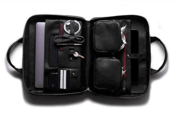 Laptop Briefcase   Harber London