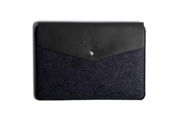Leather Macbook Envelope Case Sleeve | Harber London