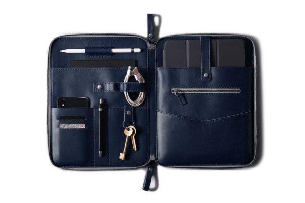 "NOMAD Organiser for iPad Pro 12.9"" & MacBook Pro 13"" | Harber London"
