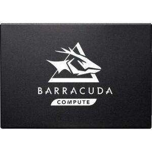 Seagate BarraCuda® Q1 SSD 240 GB Interne SATA SSD 6.35 cm (2.5 Zoll) SATA 6 Gb/s Retail ZA240CV1A001
