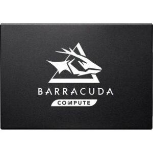 Seagate BarraCuda® Q1 SSD 960 GB Interne SATA SSD 6.35 cm (2.5 Zoll) SATA 6 Gb/s Retail ZA960CV1A001