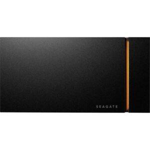 Seagate FireCuda® Gaming SSD 2 TB Externe SSD-Festplatte 6.35 cm (2.5 Zoll) USB 3.2 Gen 2 Schwarz STJP2000400