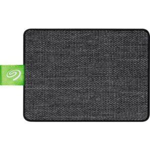 Seagate Ultra Touch SSD 1 TB Externe SSD-Festplatte 6.35 cm (2.5 Zoll) USB 3.2 Gen 1 (USB 3.0), USB-C™ Schwarz