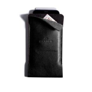 Slim Wallet Sleeve Case for Smartphones | Harber London