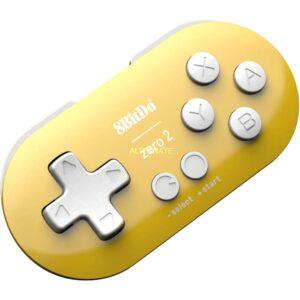 Zero 2 Yellow, Gamepad