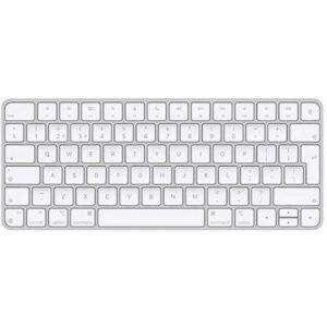 Apple Magic Keyboard Bluetooth® Tastatur Weiß Wiederaufladbar