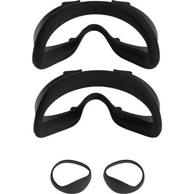 Oculus Quest 2 Fit Pack Gesichtspolster Passend für (VR Zubehör): Oculus Quest 2 Schwarz